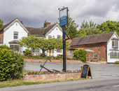 The Admiral Rodney at Berrow Green