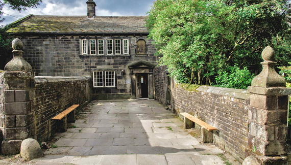 Ponden Hall - gallery