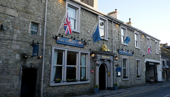 The Golden Lion - Gallery