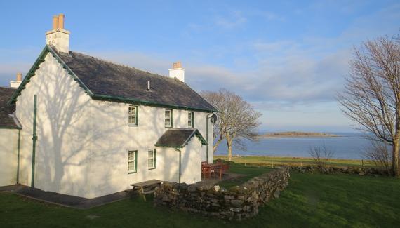 Feolin Farm Self Catering House In Argyll Amp Bute
