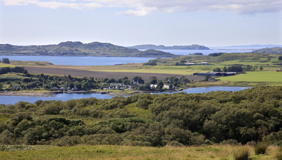Isle of Shuna Cottages - gallery