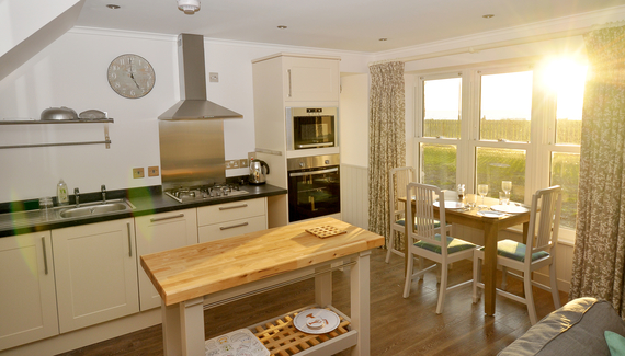 Ballantrae Harbour Cottages - gallery