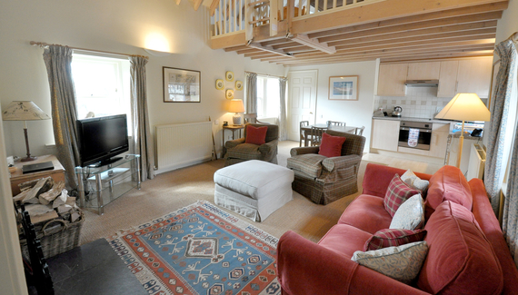 Ballantrae River Cottages Self Catering In Ayrshire
