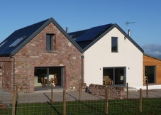 East Cambusmoon Holiday Cottages