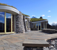 Curved Stone House - Gallery - picture