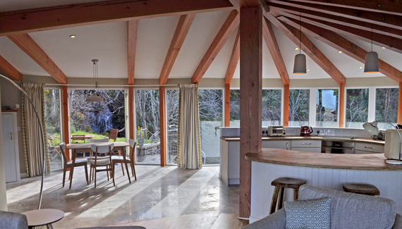 Treetop House - Gallery