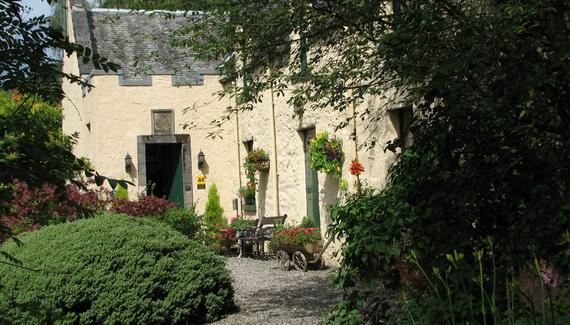 Creagan House at Strathyre - gallery