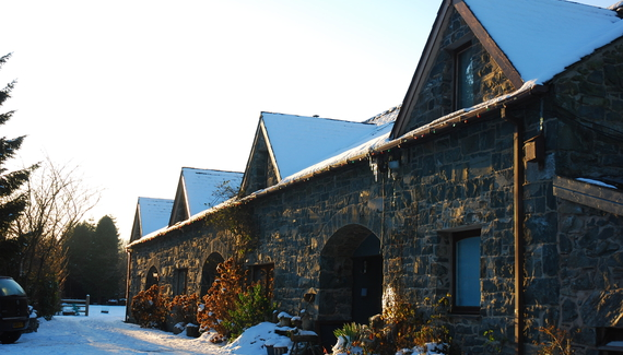The Slate Shed at Graig Wen - gallery