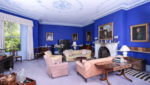 Cresselly House - gallery