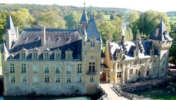 Château de Prye - gallery