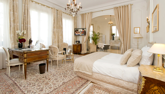 La villa eug ne hotel in marne alastair sawday 39 s for Chambre agriculture champagne ardenne