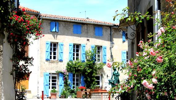 Chez Maison Bleue - gallery