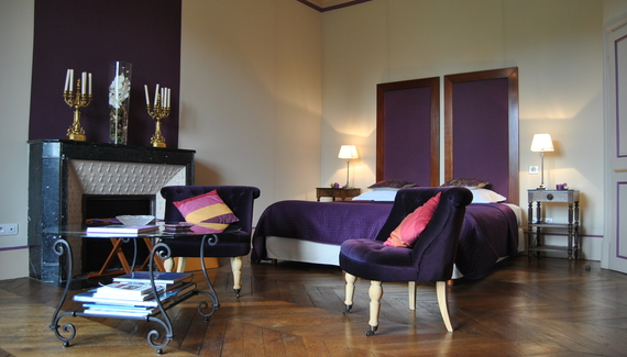 Ch teau la touanne bed breakfast in loiret alastair for Prix chambre chateau vallery