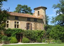 Château Saint Martin d'Oydes
