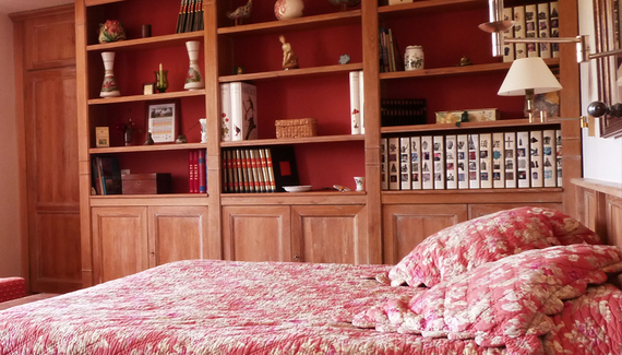 Chambres d 39 h tes les brunes bed breakfast in aveyron alastair sawday 39 s special places to stay - Chambre d hote en aveyron ...