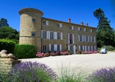Les Gîtes at Château de Montoussel