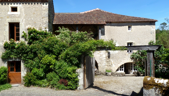 Domaine de roubignol self catering in lot alastair - Housse de balancelle 3 places ...