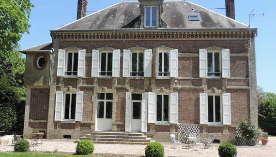 Chambres d 39 h tes de la bucaille bed breakfast in eure alastair sawday 39 s special places to stay - Chambre d hote normandie spa ...
