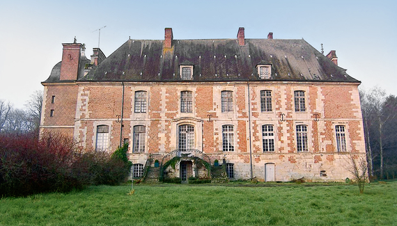 Ch teau de fosseuse bed breakfast in oise alastair for Chateaux in france to stay
