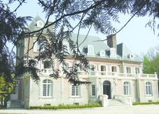 Château de Noyelles en Baie de Somme