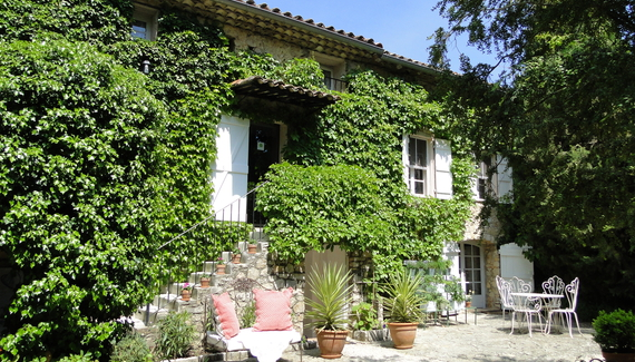 La maison de rocbaron bed breakfast in var alastair - La maison de provence ...