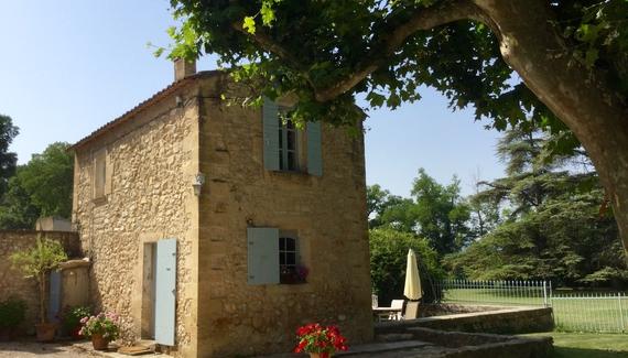 Château de la Loubière - La Grange, Les Platanes,… - gallery