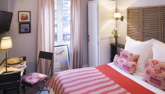 Hotel De La Paix Boulevard Raspail Paris France