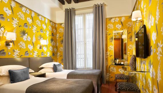 Hotel St Paul Rive Gauche Paris