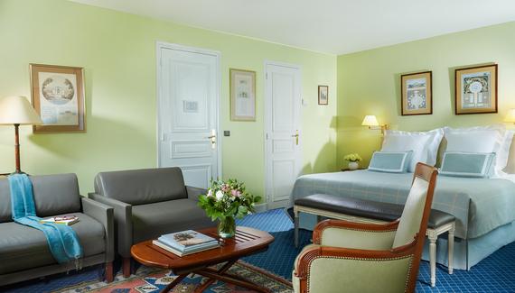 Le Relais du Louvre | Hotel in Paris | Alastair Sawday's