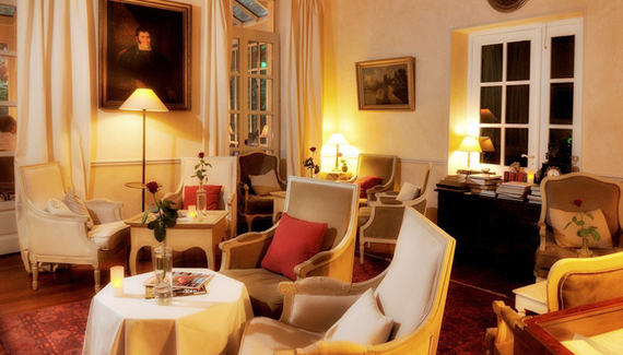 le clair de la plume hotel in dr me alastair sawday 39 s. Black Bedroom Furniture Sets. Home Design Ideas