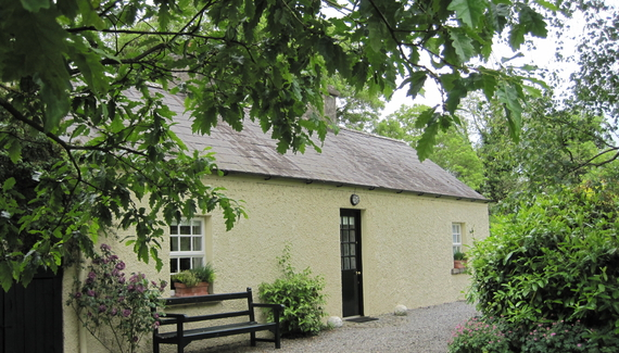 Clonleason Gate Lodge - Gallery