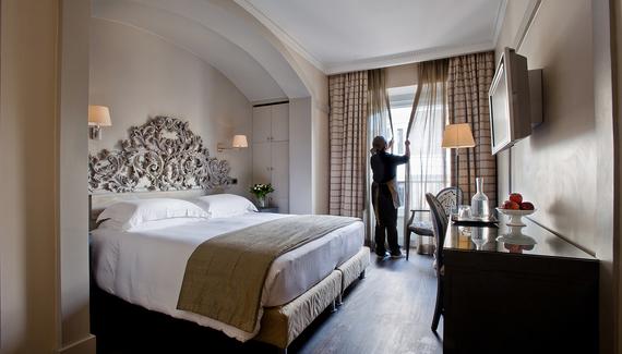 Quilt Italia Lazio.Casa Montani Bed Breakfast In Lazio Alastair Sawday S