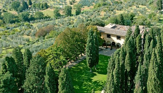 Dimora Storica Villa Il Poggiale - Gallery