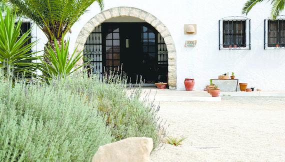 Cortijo los malenos hotel in almer a alastair sawday 39 s special places to stay - Hotel los patios almeria ...