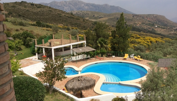 Casa alamos self catering house in m laga alastair sawday 39 s special places to stay - Casa plus malaga ...