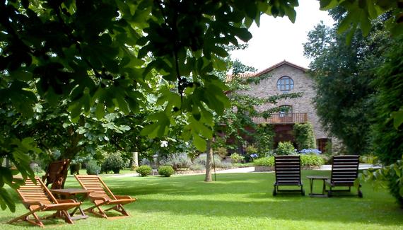 El jard n de carrejo sawday 39 s for Hotel jardin de carrejo