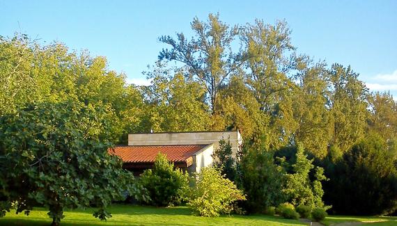 El jard n de carrejo hotel in cantabria alastair sawday 39 s special places to stay - Jardin de carrejo ...