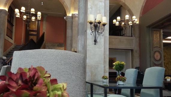 Hotel duquesa de cardona hotel in barcelona alastair - Hotel duques de cardona ...
