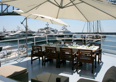Yacht St. Katharine Barcelona